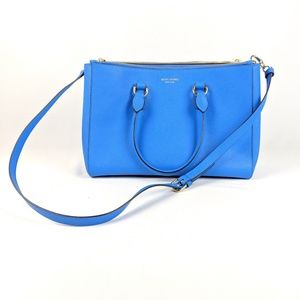 Cobalt Blue Henri Bendel Purse